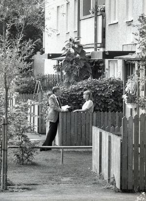 Bostadsrätt på Bjurhovda, 2 september 1980.