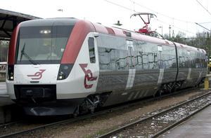 För första gången åker nu Reginatåget ända till Stockholm. Foto: Mikael Forslund/Arkiv