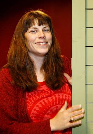 Lämnar Teknikland för att arbete med volontärer på Jamtli. Lowissa Wallgren Frånberg.