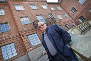 Länsmuseet Gävleborgs chef Anders Johnsson tar förra årets besöksminus med jämnmod, det var beräknat.