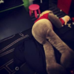 På Instagram: PARTYANIMAL. #julbord #lekhörna #ingetmerviddetbordet
