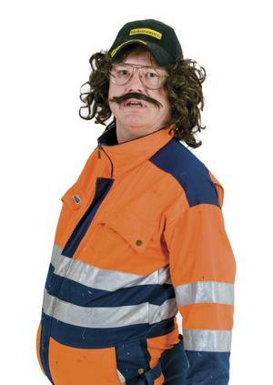 Bilmekanikern Stånk-Tommy är en av Småstadslivs karaktärer.