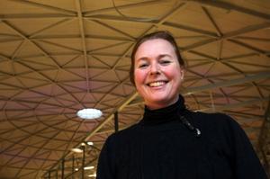 Anna Timander är glad att Kupolen håller ställningarna.