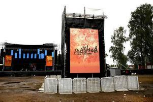 VARSEL. Hultsfredsfestivalen gick även i år med förlust och nu väntar ett sparpaket som hotar hela festivalens existens.