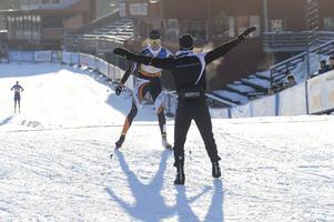 Simon Andersson körde hem brons till Falun-Borlänge.