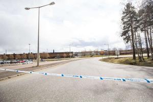 På morgonen den 27 april i år uppstod ett läckade på Outokumpus område i Avesta.