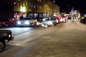 Polisen har kontrollerat bilar i cruisingen de senaste åren.