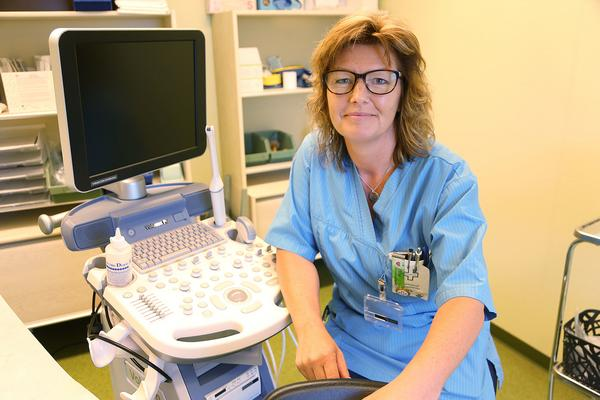 Stina Hedengran vill göra en insats för kvinnorna i Härjedalen och deras hälsa. Från november erbjuder Fjällhälsan tider hos gynekolog i Hede.