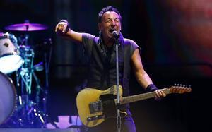 I sommar tar Bruce Springsteen sin