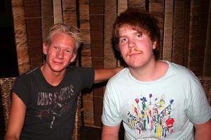 Å. David och Robert