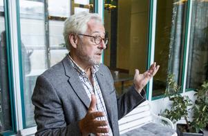 Mikael Clemens är ordförande i Samkraft.