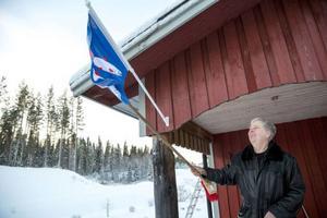 Reidar Näslund från Hoting är en mångsysslare inom fisket, men nu har han sålt sin fiskodling till Härjedalen.