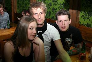 Konrad. Sofie, Ludde och Stopa