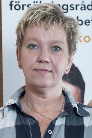Jaana Pålsson, Handelsanställdas förbund i Jämtland.