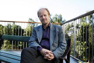 Hans-Erik Nilsson, dekan vid fakulteten för naturvetenskap, teknik och medier vid Mittuniversitetet.