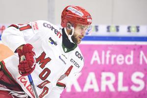 Oscar Hedman var en av planens bästa när Modo bortaslog BIK Karlskoga i den senaste omgången i hockeyallsvenskan. Nu väntar Leksand på hemmaplan. Kan Modo förlänga vinstraden?