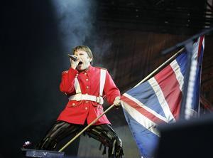 Bruce Dickinson och hans Iron Maiden spelar på Ullevi i Göteborg den 17 juni.
