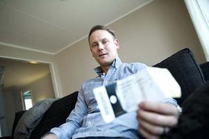 - Jag känner en sjuk ångest, säger Markus Persson som missade mirakelvändningen i Berlin.