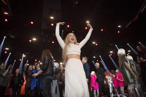 Vinnaren av Melodi Grand Prix, den norska melodifestivalen är Agnete Kristin Johnsen (Agnete) med låten