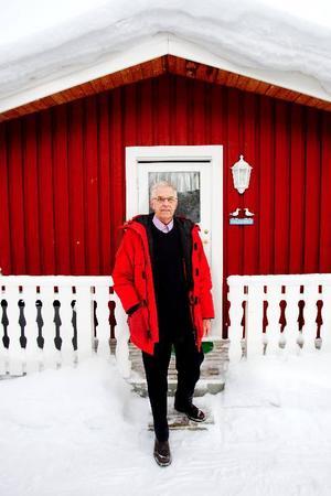 –Det här var både spännande och skrämmande, säger Emanuel Sandberg sedan smittskyddsmyndigheterna spårat honom runt halva jordklotet. Foto: Ulrika Andersson