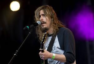 Opeth.   Foto: Claudio Bresciani/TT