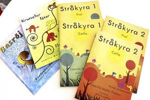 Nytt. Stråkyra 2 är den senaste i raden läroböcker från Linde.