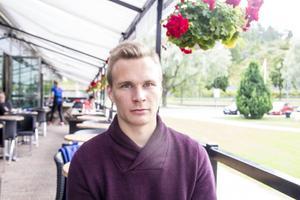 Eetu Peuhkuri är ett av tre nyförvärv i Broberg inför säsongen.
