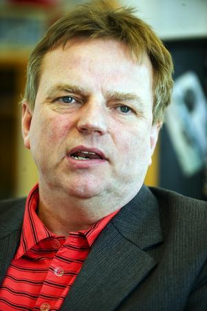 – Vi har nobbat flera större företag som kommit med uppköpserbjudanden, säger Tändkulans Leif Andersson som hellre ser att företaget fortsätter att växa i lagom takt. Foto:Mattias Nääs