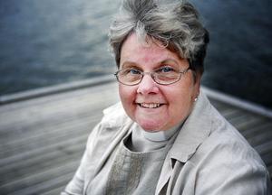 Teta Backlund, Missionskyrkan.