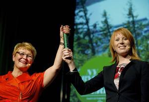 Förra näringsministern Maud Olofsson kampanjar nu i ledningen för krogorganisationen Visita för den sänkta krogmomsen. Hon har stark uppbackning från sin efterträdare Annie Lööf.