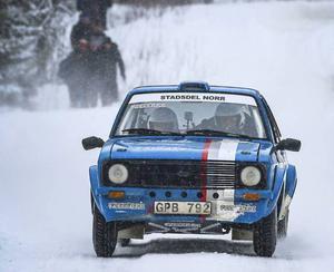 Fredrik Magnusson, Lit och JMK, körde i princip på hemmaplan. Magnusson hade motorkrångel och kom aldrig till start under fredagen, men under lördagen fanns han med i sin Ford.