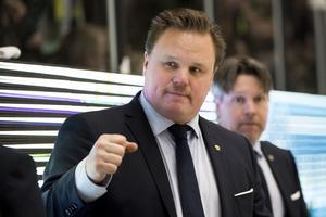 Leif Carlsson har trots allt fått en förfrågan från Leksands IF.