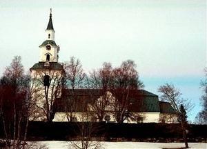 Härnösands landsförsamlingar med Säbrå kyrka finns med bland de som redan gått utbildningen om etik och energi och där kyrkobyggnaderna nu miljöinventeras.