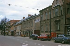 Kungsgatan i november 1991.