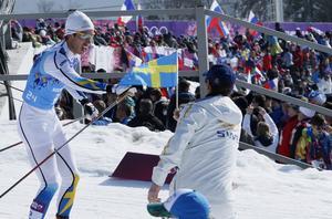 Sällan har så många tittat på TV3 som när Sverige vann längdstafetten i OS.