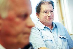 """""""Här är vi duktiga på diabetes och barnavårdscentralen och det vill vi förstärka"""", säger styrelseledamoten Tomas Amilon"""