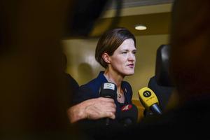 Har Borlängemoderaterna anammat Anna Kinberg Batras agenda? frågar sig skribenten.