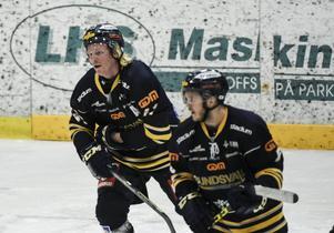 Mathias Månsson startar i förstafemman i kvällens match mot Leksands IF.