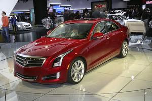 Nu ska amerikansk bilindustri äntligen ta strid med européerna. Cadillac ATS ska kunna konkurrera med Volvo S60, Mercedes C-klass och BMW 3-serien.