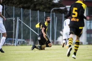 Matchens första och enda mål kom i den 42 matchminuten. Trots många lägen lyckades Kuben inte komma ikapp.