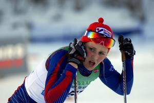 Stina Nilsson har numera dubbla JVM-guld på meritlistan.