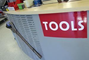 Tools butik, som förr hette Ludvika Järnmagasin, stänger 31 augusti 2017.