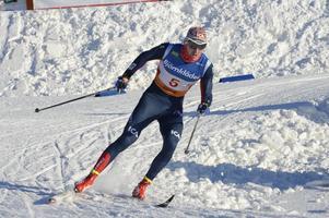 Åsarnas skidåkare körde in på silverplats.