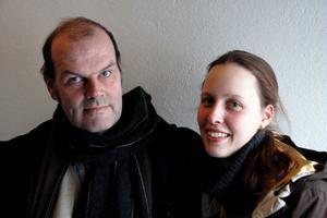 Andreas Kröper-Hoffmann och Flavia Devonas, från Österrike respektive Schweiz, öppnar nästa helg Härjedalens kulturcentrum med både avancerade dansprogram och Londonbaserade beatboxaren Hyperpotamus.