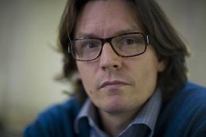 Ny Moderna-chef. Magnus Jensner fick jobbet, i konkurrens med bland andra Gävle Konstcentrums Kirse Junge-Stevnsborg.Foto: Kristina J Eldon