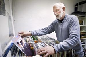 Ulf Schöning fortsätter att sälja ut sin vinylsamling. LP:n Kinda Kinks är en av plattorna.