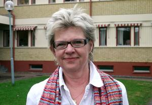 Kerstin Oremark, 59 år,  har över trettio års erfarenhet av offentlig tjänst. Nu sluter hon karriärcirkeln i Nordanstig.