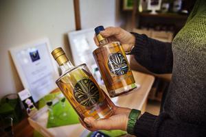 Punsch och snaps med Gran Zirup har också blivit en populär produkt.