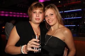 Wine&Beer. Mikaela och Linda