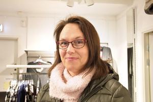 Tina Jonsson, 46, lärare, Enhagen: – Våren är väl här då. Har inget favoritställe, det är mest yngre man ser där.